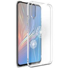 iMoshion Design Hülle Huawei P Smart Pro / Y9s - Pusteblume - Weiß