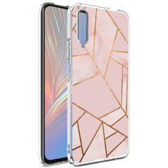 iMoshion Design Hülle Huawei P Smart Pro / Y9s - Grafik-Kupfer