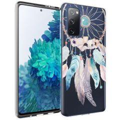 iMoshion Design Hülle Samsung Galaxy S20 FE - Traumfänger
