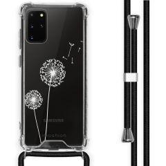 iMoshion Design Hülle mit Band Samsung Galaxy S20 Plus