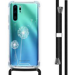 iMoshion Design Hülle mit Band Huawei P30 Pro - Pusteblume - Weiß