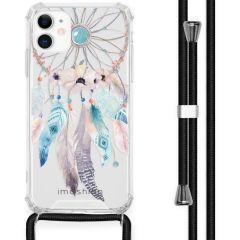 iMoshion Design Hülle mit Band iPhone 11 - Traumfänger