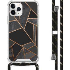iMoshion Design Hülle mit Band iPhone 11 Pro - Grafik-Kupfer