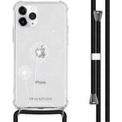 iMoshion Design Hülle mit Band iPhone 11 Pro - Pusteblume - Weiß