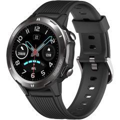 Lintelek Smartwatch Fitness Tracker ID21 - Schwarz
