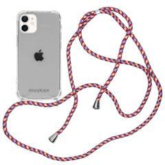 iMoshion Backcover mit Band iPhone 12 Mini - Violett