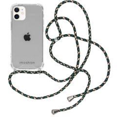 iMoshion Backcover mit Band iPhone 12 Mini - Grün