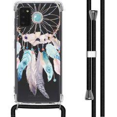 iMoshion Design Hülle mit Band Samsung Galaxy A41 - Traumfänger