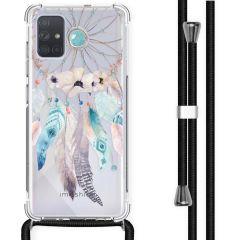 iMoshion Design Hülle mit Band Samsung Galaxy A71 - Traumfänger