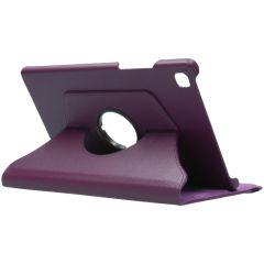 iMoshion 360° drehbare Schutzhülle Galaxy Tab A7 - Violett