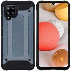 iMoshion Rugged Xtreme Case Samsung Galaxy A42 - Dunkelblau