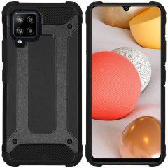 iMoshion Rugged Xtreme Case Samsung Galaxy A42 - Schwarz