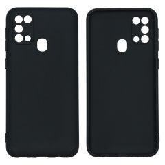 iMoshion Color TPU Hülle für das Samsung Galaxy M31 - Schwarz