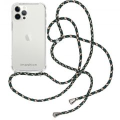 iMoshion Backcover mit Band iPhone 12 Pro Max - Grün