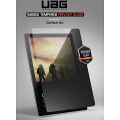 UAG Privacy Rugged Tempered Screenprotector Microsoft Surface Go