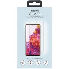 Selencia Displayschutz aus gehärtetem Glas für Samsung Galaxy S20 FE