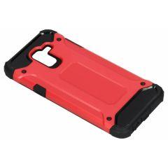 Rugged Xtreme Case Rot Samsung Galaxy J6