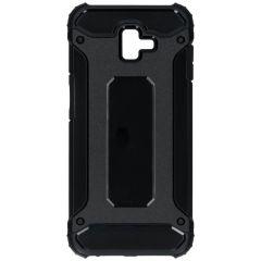 Rugged Xtreme Case Schwarz für das Samsung Galaxy J6 Plus