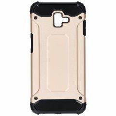 Rugged Xtreme Case Gold für das Samsung Galaxy J6 Plus