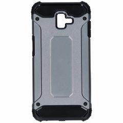 Rugged Xtreme Case Grau für das Samsung Galaxy J6 Plus