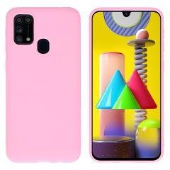 iMoshion Color TPU Hülle für das Samsung Galaxy M31 - Rosa