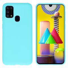 iMoshion Color TPU Hülle für das Samsung Galaxy M31 - Mintgrün
