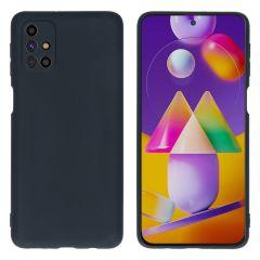 iMoshion Color TPU Hülle für das Samsung Galaxy M31s - Schwarz