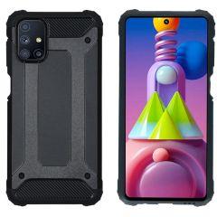 iMoshion Rugged Xtreme Case Samsung Galaxy M51 - Schwarz
