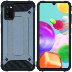 iMoshion Rugged Xtreme Case Dunkelblau Samsung Galaxy A41