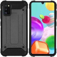iMoshion Rugged Xtreme Case Schwarz Samsung Galaxy A41
