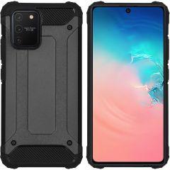 iMoshion Rugged Xtreme Case Schwarz Samsung Galaxy S10 Lite