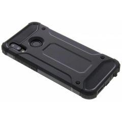 Schwarzes Rugged Xtreme Case für das Huawei P20 Lite