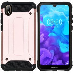 iMoshion Rugged Xtreme Case Roségold für das Huawei Y5 (2019)
