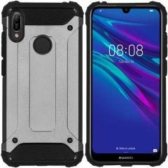 iMoshion Rugged Xtreme Case Grau für das Huawei Y6 (2019)