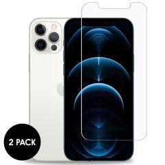 iMoshion Bildschirmschutzfolie Gerhard Glas 2Pack iPhone 12 (Pro)