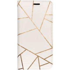 Design TPU Bookcase für das Samsung Galaxy S8