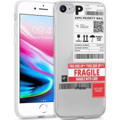 iMoshion Design Hülle iPhone SE (2020) / 8 / 7 / 6(s) - Etikette