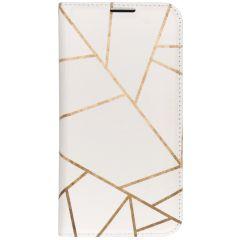 Design TPU Bookcase für das Samsung Galaxy S10e