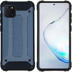 iMoshion Rugged Xtreme Case Blau Samsung Galaxy Note 10 Lite