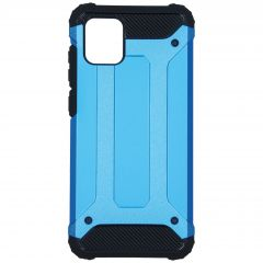iMoshion Rugged Xtreme Case Hellblau Samsung Galaxy Note 10 Lite