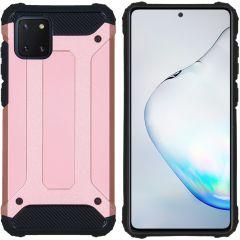 iMoshion Rugged Xtreme Case Roségold Samsung Galaxy Note 10 Lite