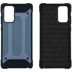iMoshion Rugged Xtreme Case Samsung Galaxy Note 20 - Dunkelblau