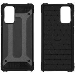 iMoshion Rugged Xtreme Case Samsung Galaxy Note 20 - Schwarz