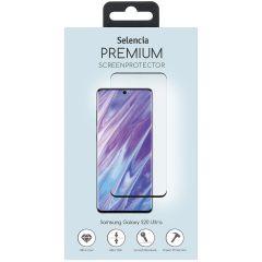 Selencia Ultrasonic sensor premium screenprotector Galaxy S20 Ultra