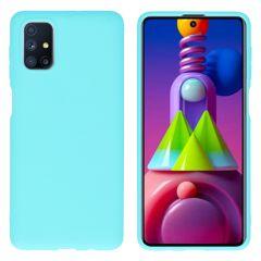iMoshion Color TPU Hülle für das Samsung Galaxy M51 - Mintgrün