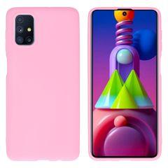 iMoshion Color TPU Hülle für das Samsung Galaxy M51 - Rosa