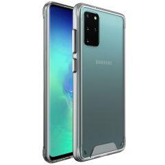 Accezz Xtreme Impact Case Transparent für Samsung Galaxy S20 Plus