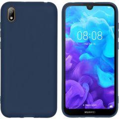 iMoshion Color TPU Hülle Dunkelblau für das Huawei Y5 (2019)