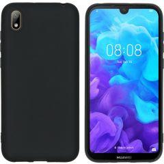 iMoshion Color TPU Hülle Schwarz für das Huawei Y5 (2019)