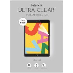 Selencia Duo Pack Screenprotector iPad 10.2 (2019 / 2020 / 2021)